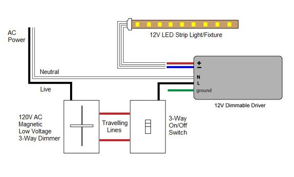0-10v Dimmer Wiring Diagram
