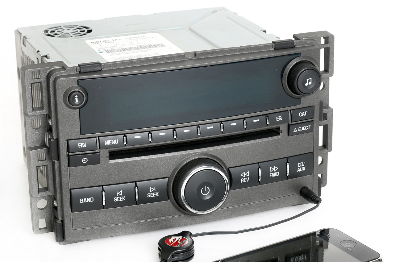 04 Chevy Astro Oem Radio With Aux Cd Wiring Diagram Lt