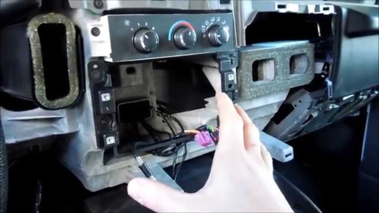 04 Chevy Astro Oem Radio With Aux Cd Wiring Diagram