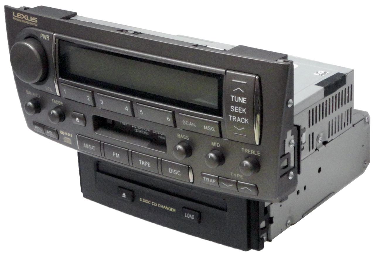 06 Lexus Ls430 Radio Wiring Diagram