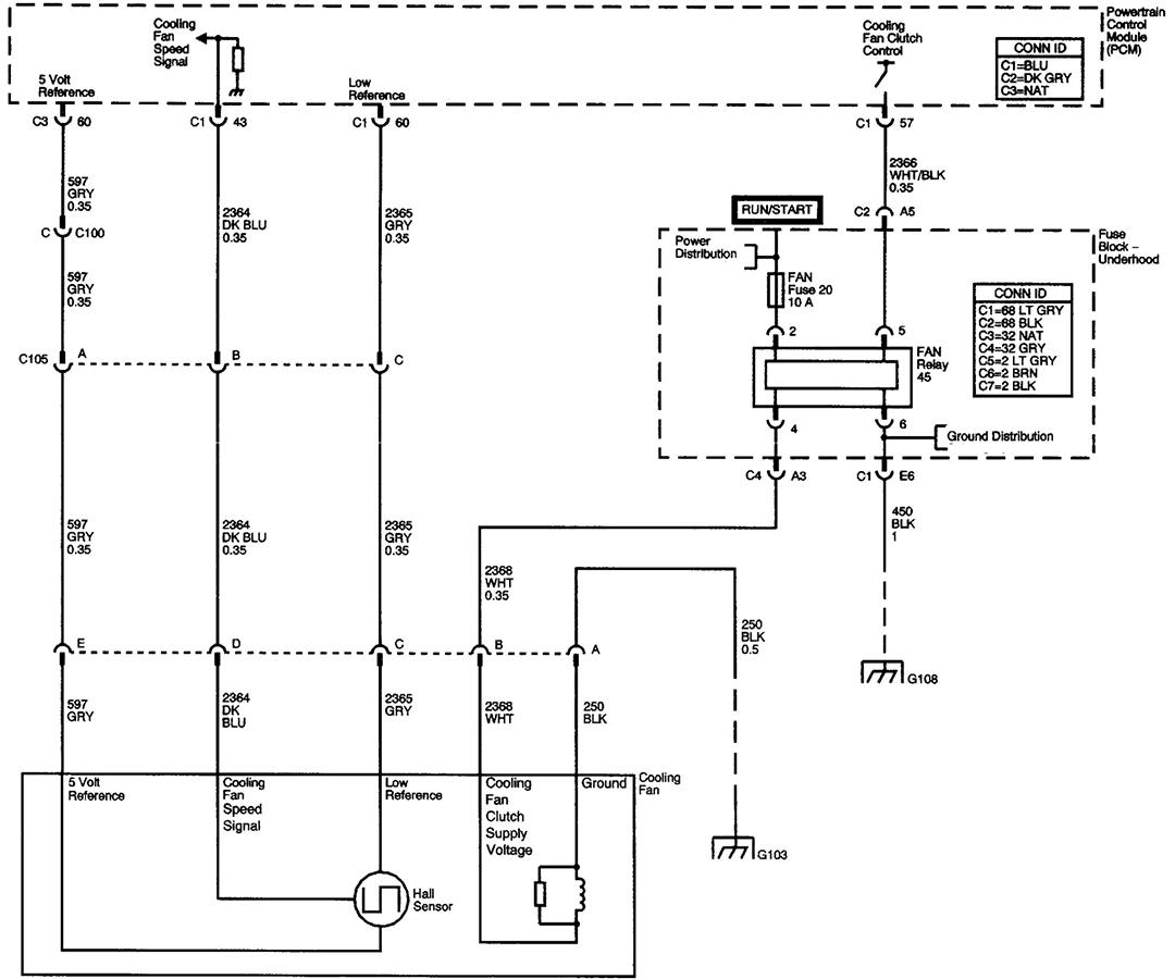 08 Laredo Wiring Diagram Cooling Fan
