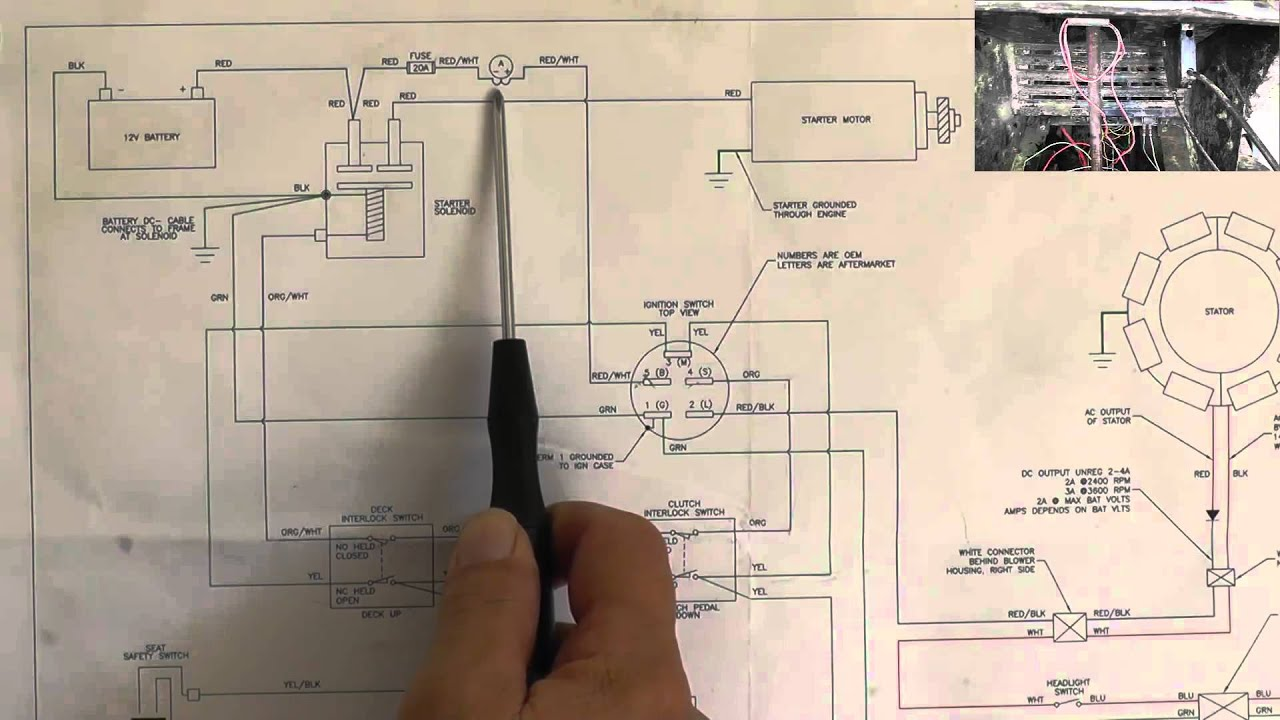 12hp murray i c ignition switch wiring diagramMurray 12hp Ignition Switch Wiring Diagram #16