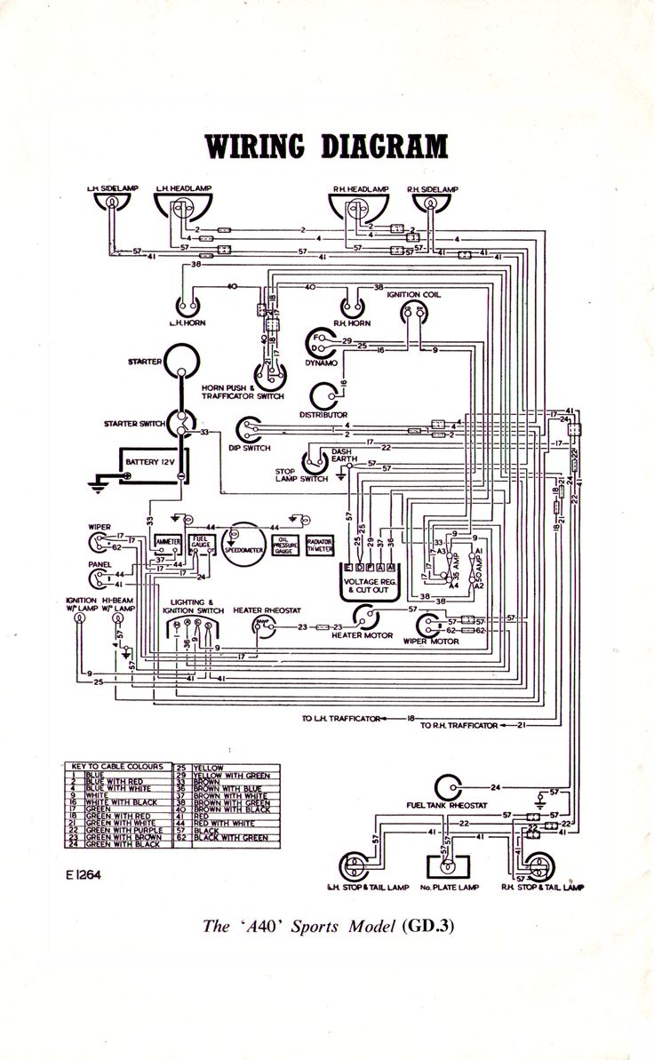 1950 Chrysler Windsor Ignition Wiring Diagram
