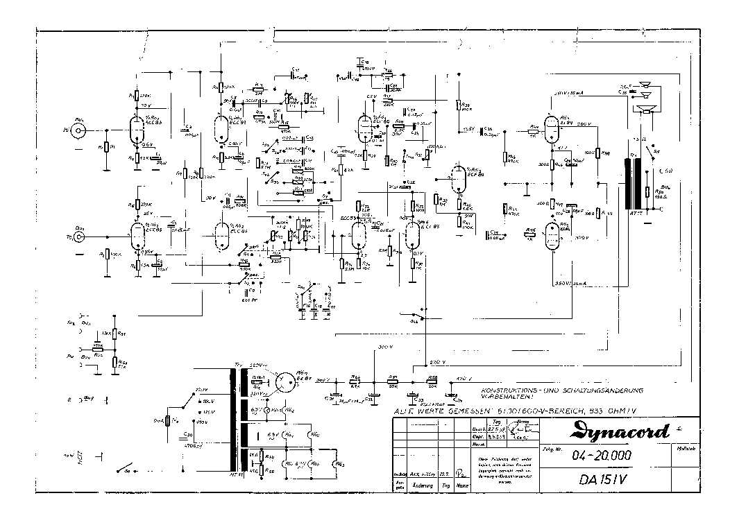 1959 Century Resorter Wiring Diagram