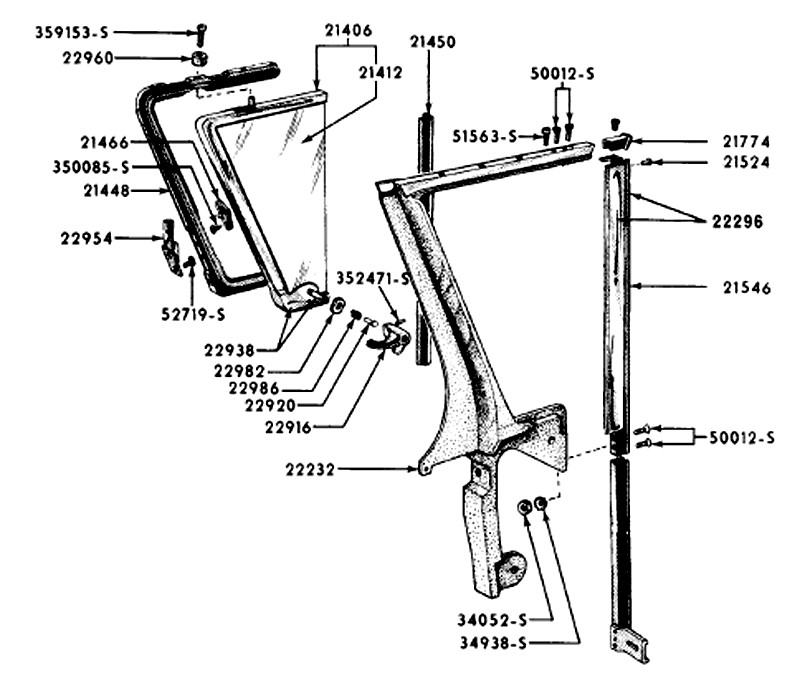 1964 Ford Thunderbird Wiring Diagram For Brake And Taillights