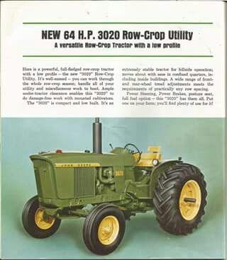 1969 Diesel 4020 Row Crop 12 Volt Wiring Diagram