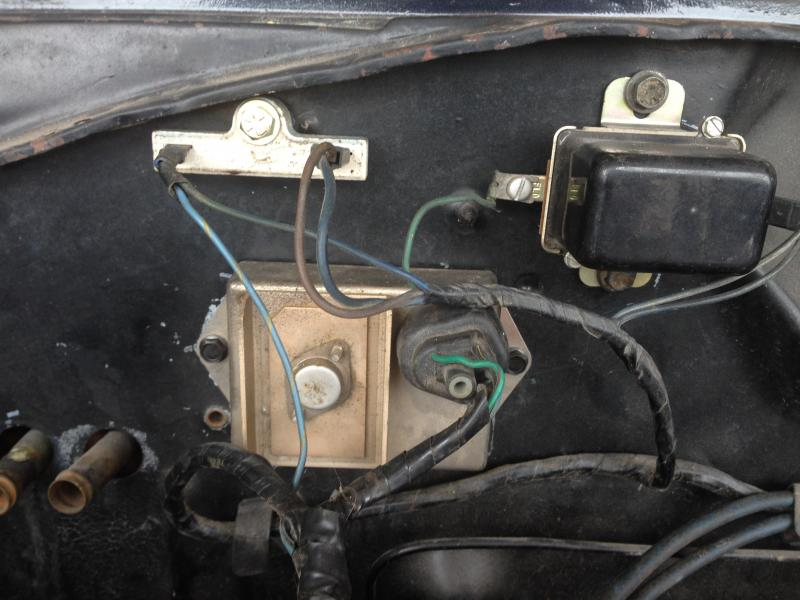 1969 Plymouth Gtx Alternator Wiring Diagram