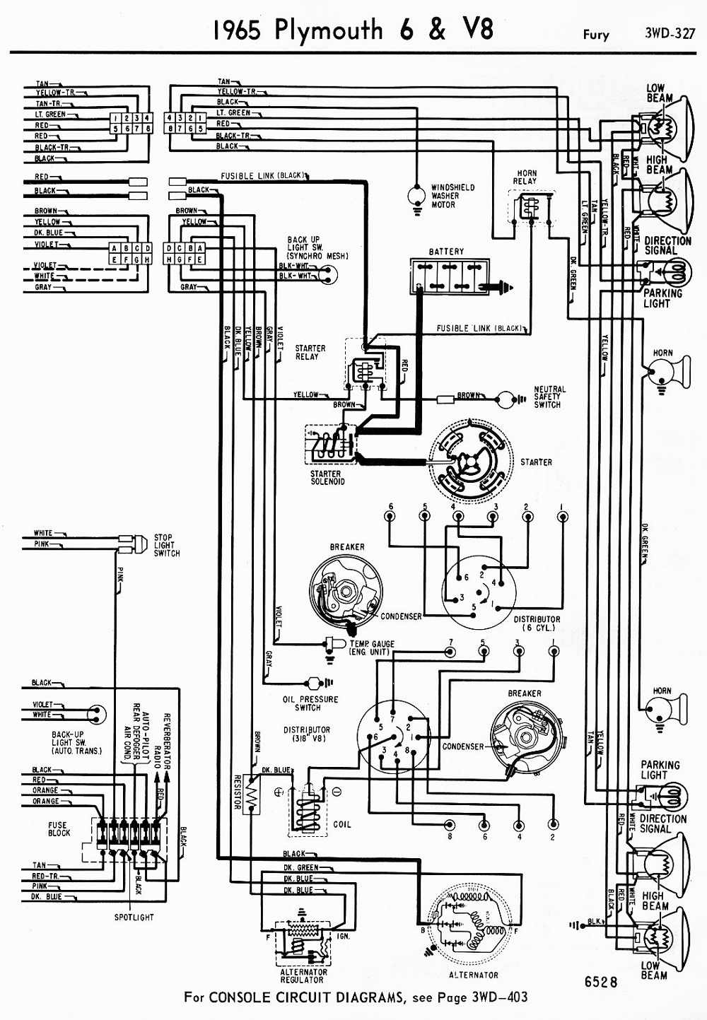 wiring diagram for 65 plymouth 6 wiring diagrams list 1966 Plymouth Alternator Wiring dodge alternator wiring wiring