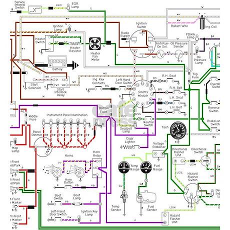 wiring diagram triumph spitfire mk1 1969    spitfire    mkiii    wiring       diagram     1969    spitfire    mkiii    wiring       diagram