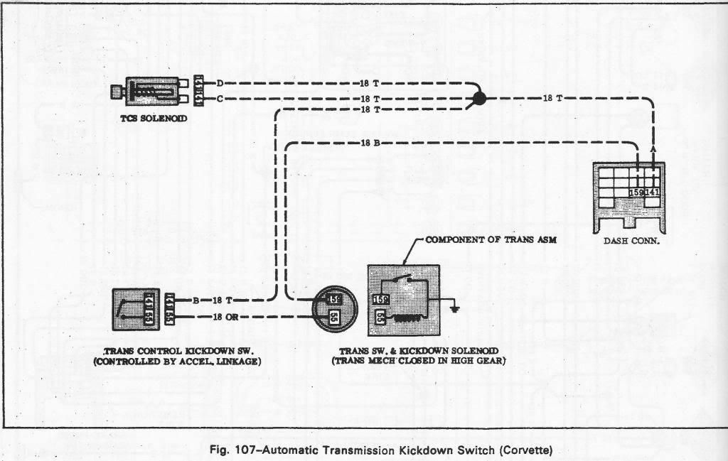 Wiring Diagram 1972 Corvette
