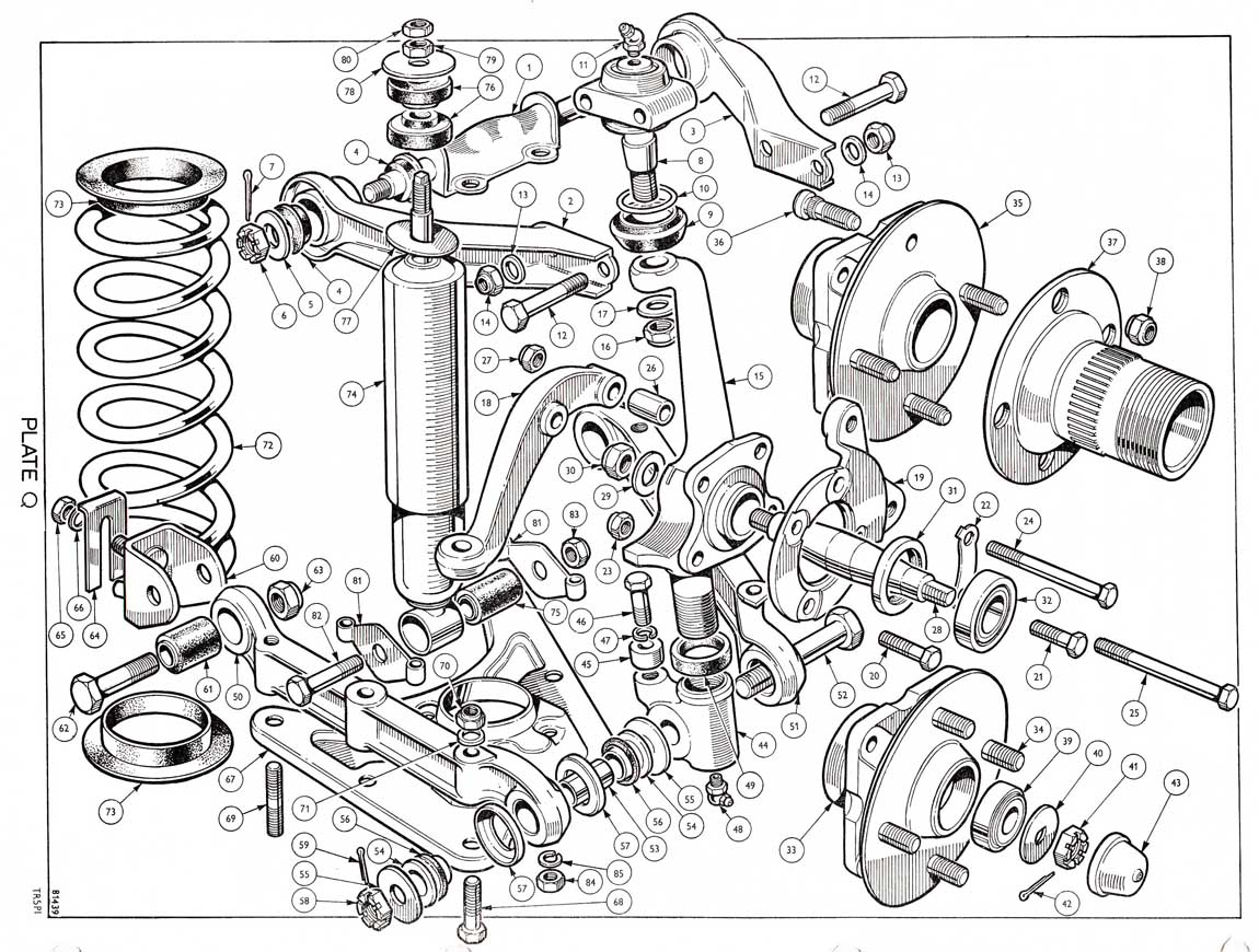 Triumph Tr6 Wiring Diagram from schematron.org