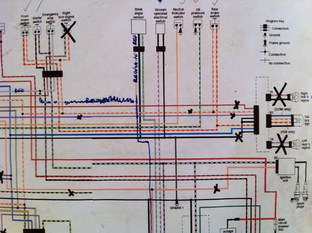 1975 Shovelhead Wiring Diagram