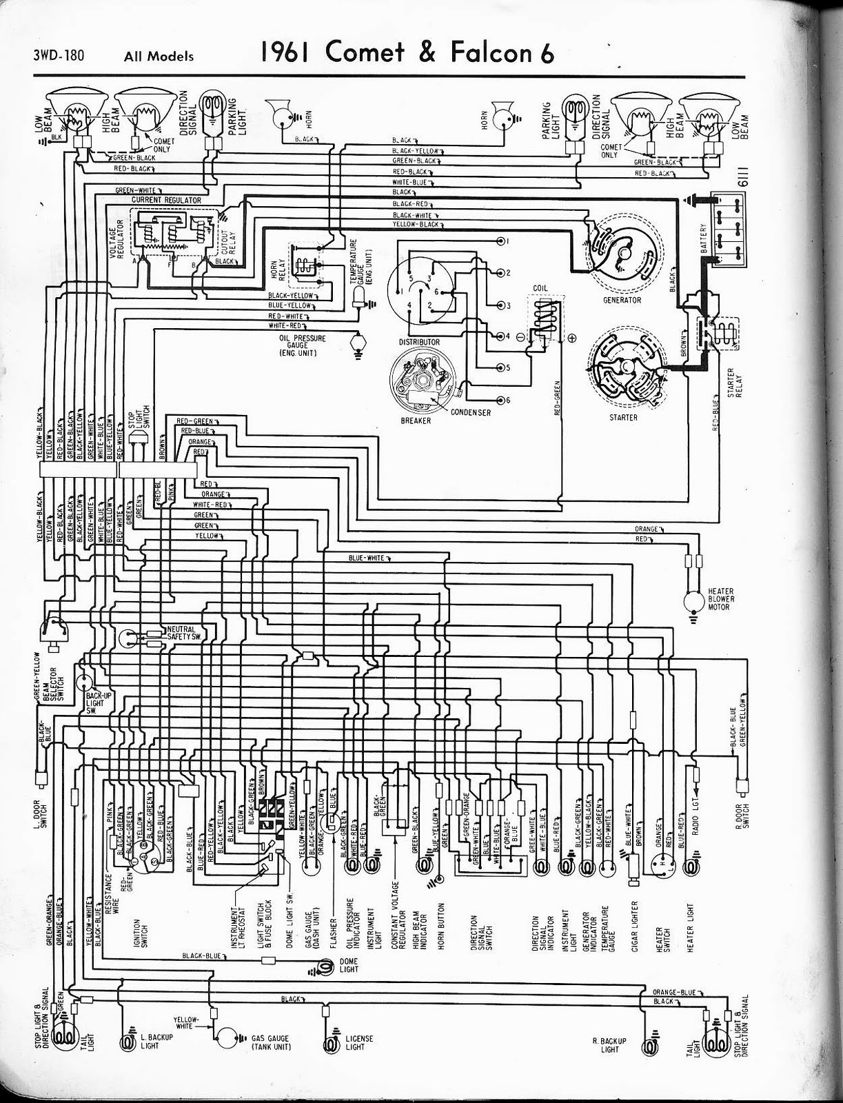 1976 F150 Ballast Resistor Wiring Diagram