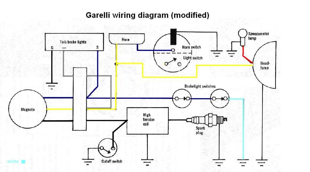 1978 Z50 Wiring Diagram