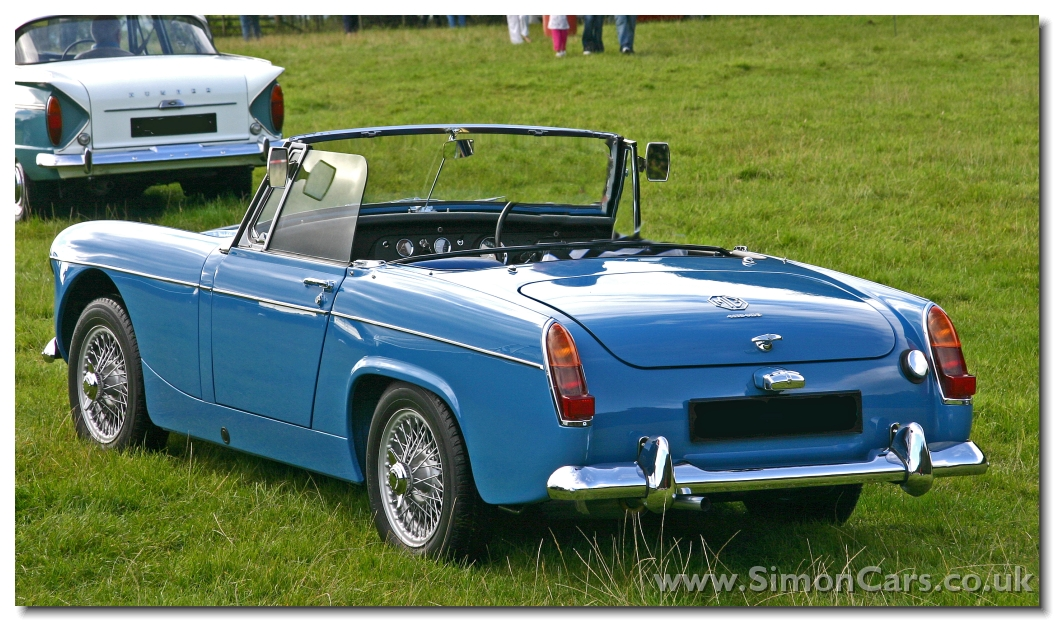 1979 Mg Midget Wiring Diagram