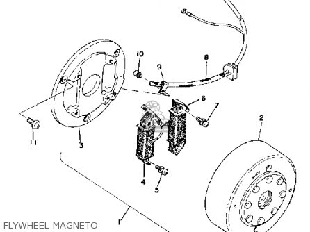 1979 Yamaha Xs750 Special Wiring Diagram on