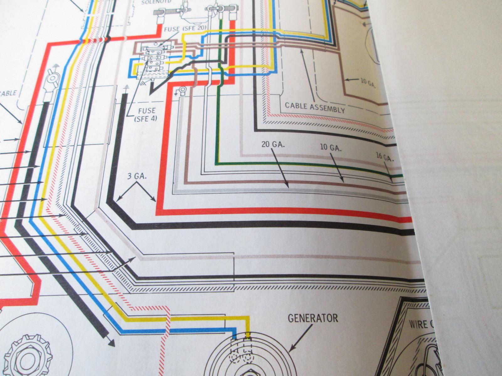 1980 Glastron Wiring Diagram