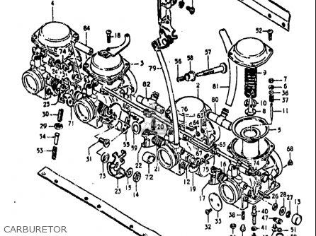 1981 suzuki gs1000g wiring diagram Cummins N14 ECM Wiring Diagram