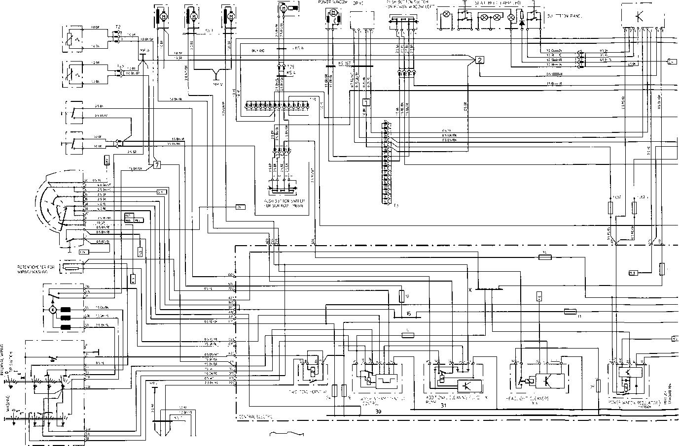 1982    Porsche       928       Wiring       Diagram