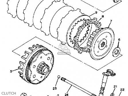 Yamaha Xt 200 Wiring Diagram