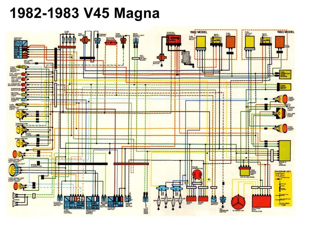 1983-honda-magna-v45-wiring-diagram-3 V Sabre Wiring Diagram on