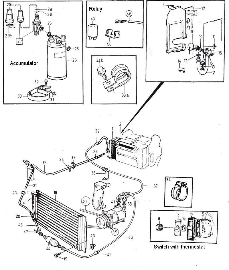 1983 Volvo 240 Lh 2 1 Wiring Diagram