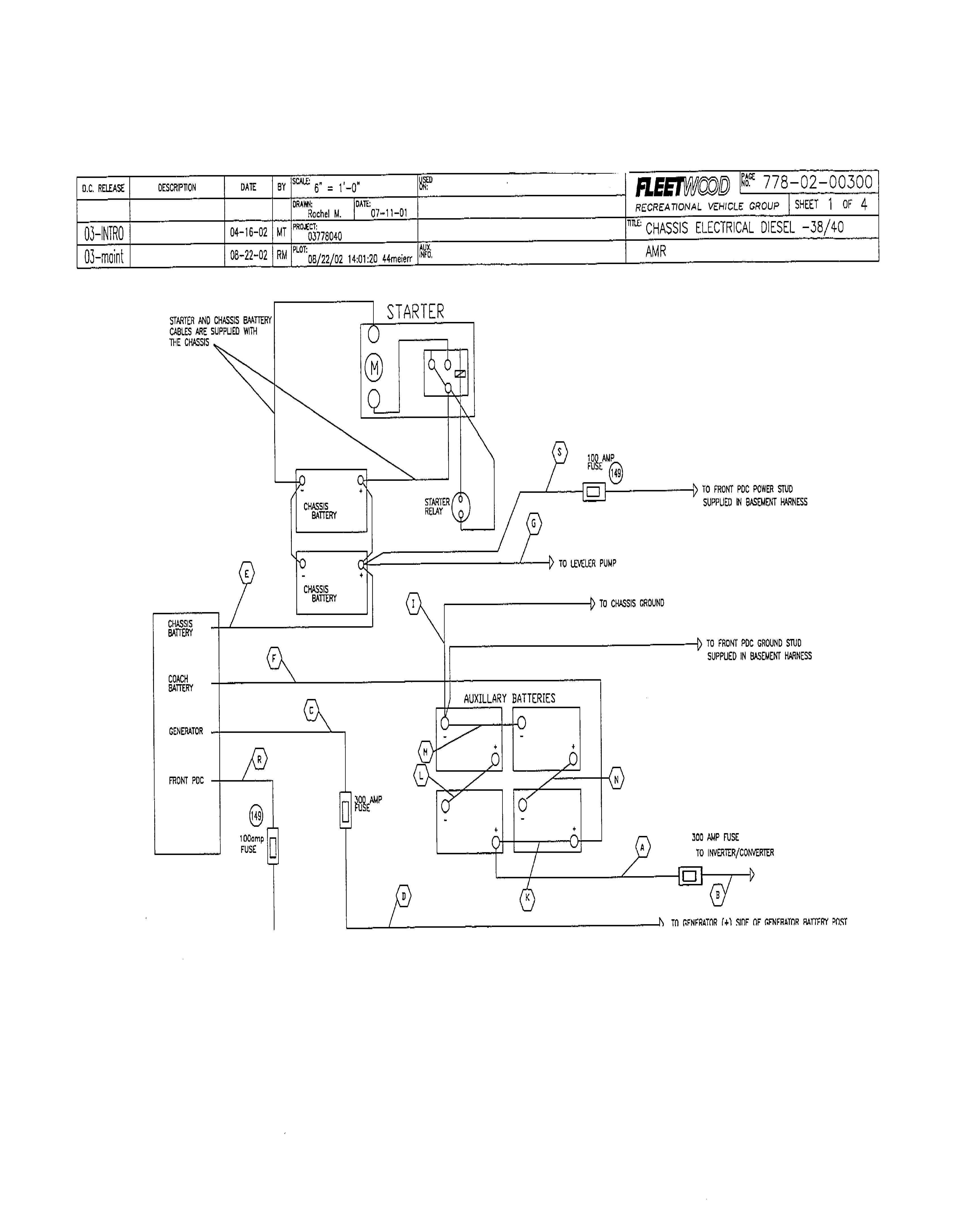 1983 Winnebago Brave Wiring Diagram Chevy Chase