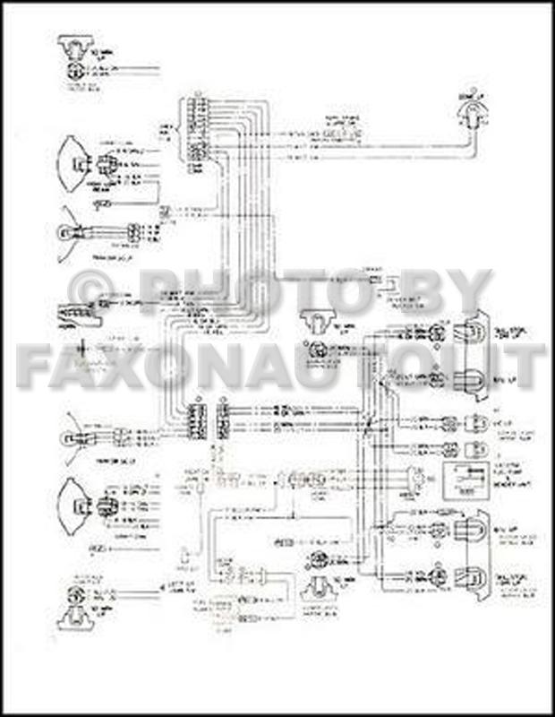 1985 C10 4 3 Engine Wiring Diagram