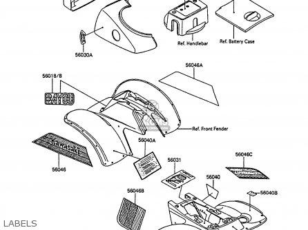 1985    Kawasaki       Bayou       185    Wiring    Diagram