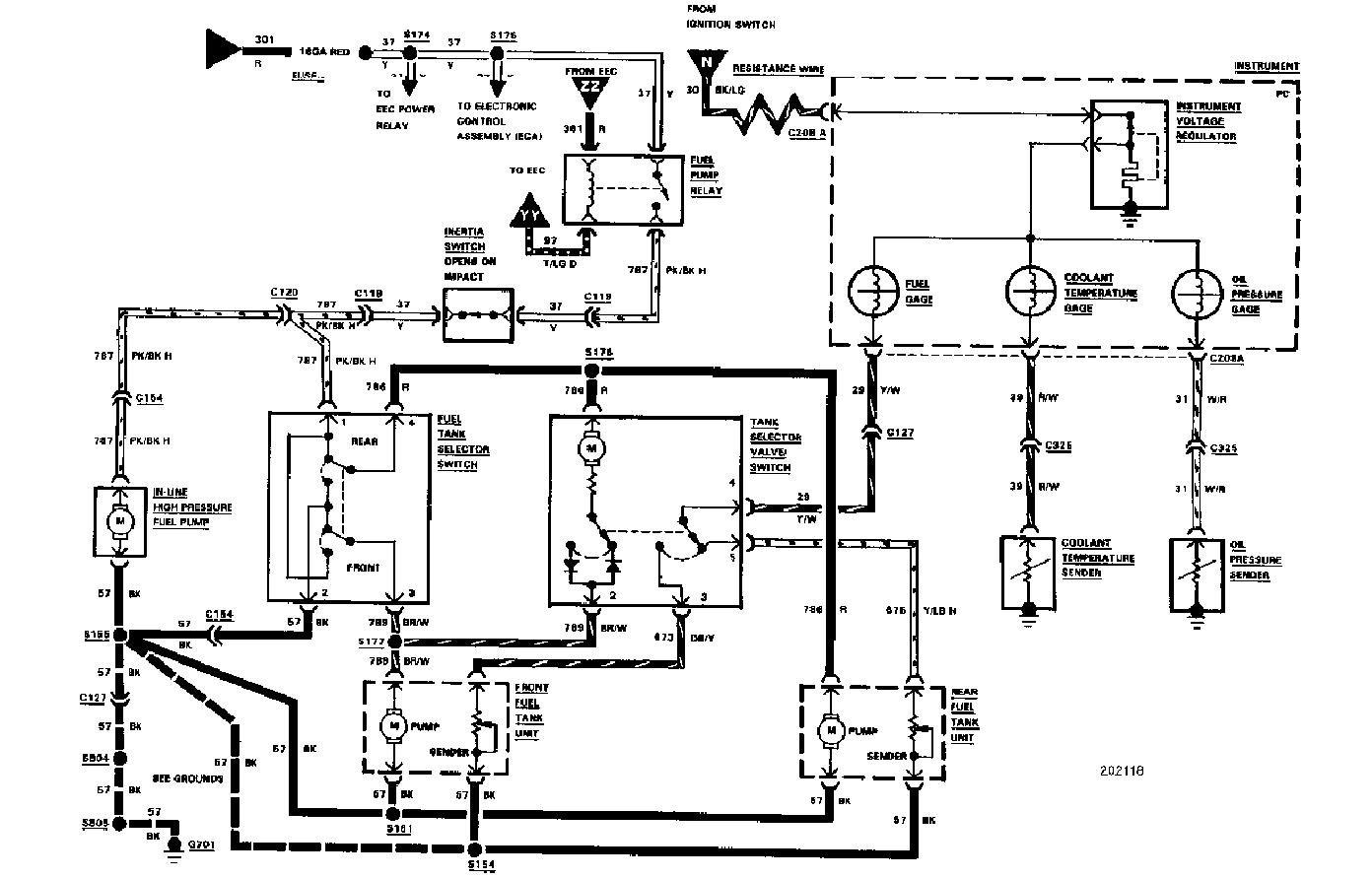 Ford Spark Plug Wire Diagram