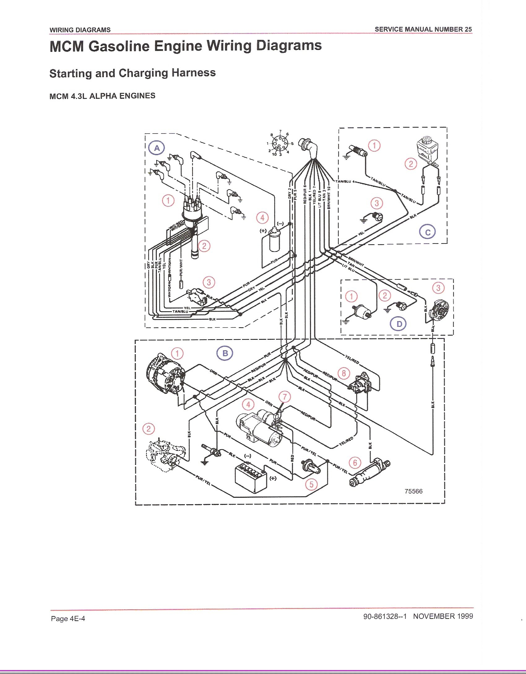 Omc 4 3 Wiring Diagram - Daily Electronical Wiring Diagram Omc Ignition Wiring Diagram on