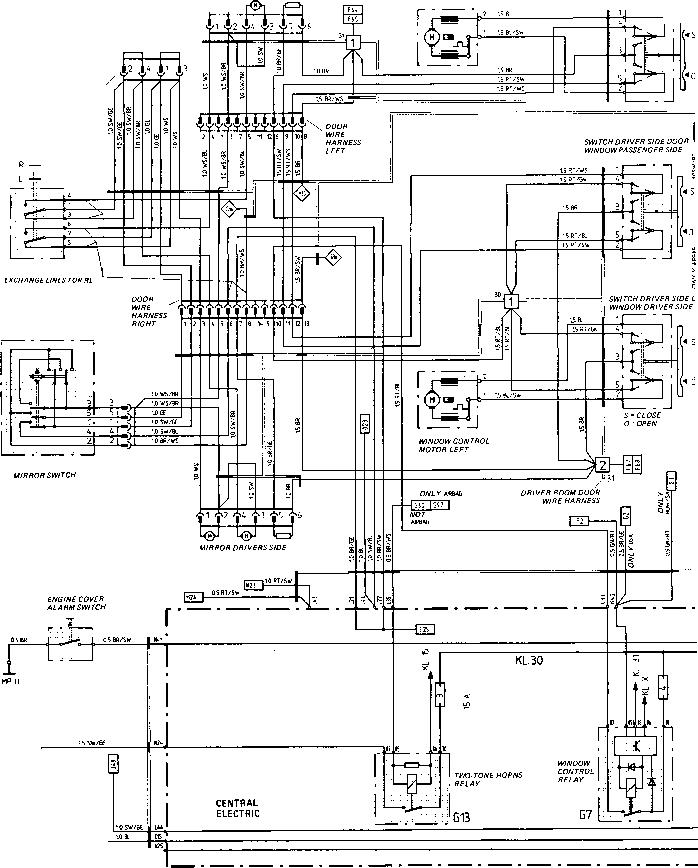 1989 Porsche 944 Turbo Fuel Pump Wiring Diagram