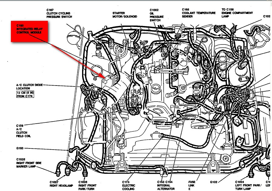 1986 ford mustang lx engine diagram wiring diagram ford mustang stereo wiring diagram 89 mustang ignition wiring diagram 2 3l #13