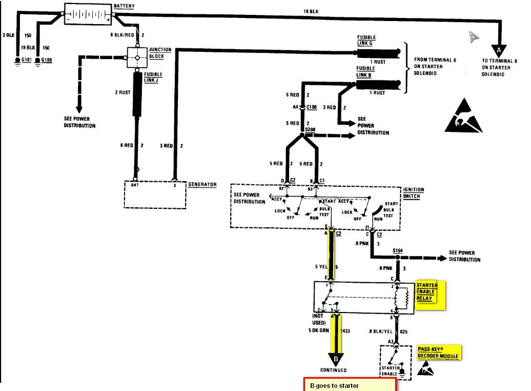 1992 chevy cheyenne ignition wiring diagram