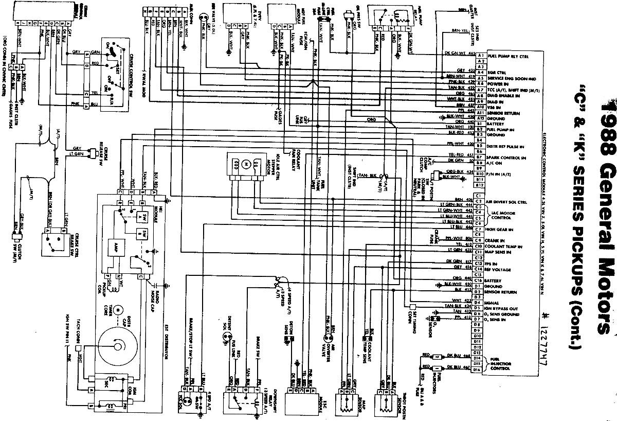 1993 Chevy 1500 Wiring Diagram - Box Wiring Diagram •box wiring diagram
