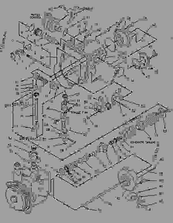 1994 Gmc 3116 Cat Starter Wiring Diagram