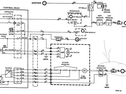 1994 Jeep Grand Cherokee 4.0 Ecm Wiring Diagram