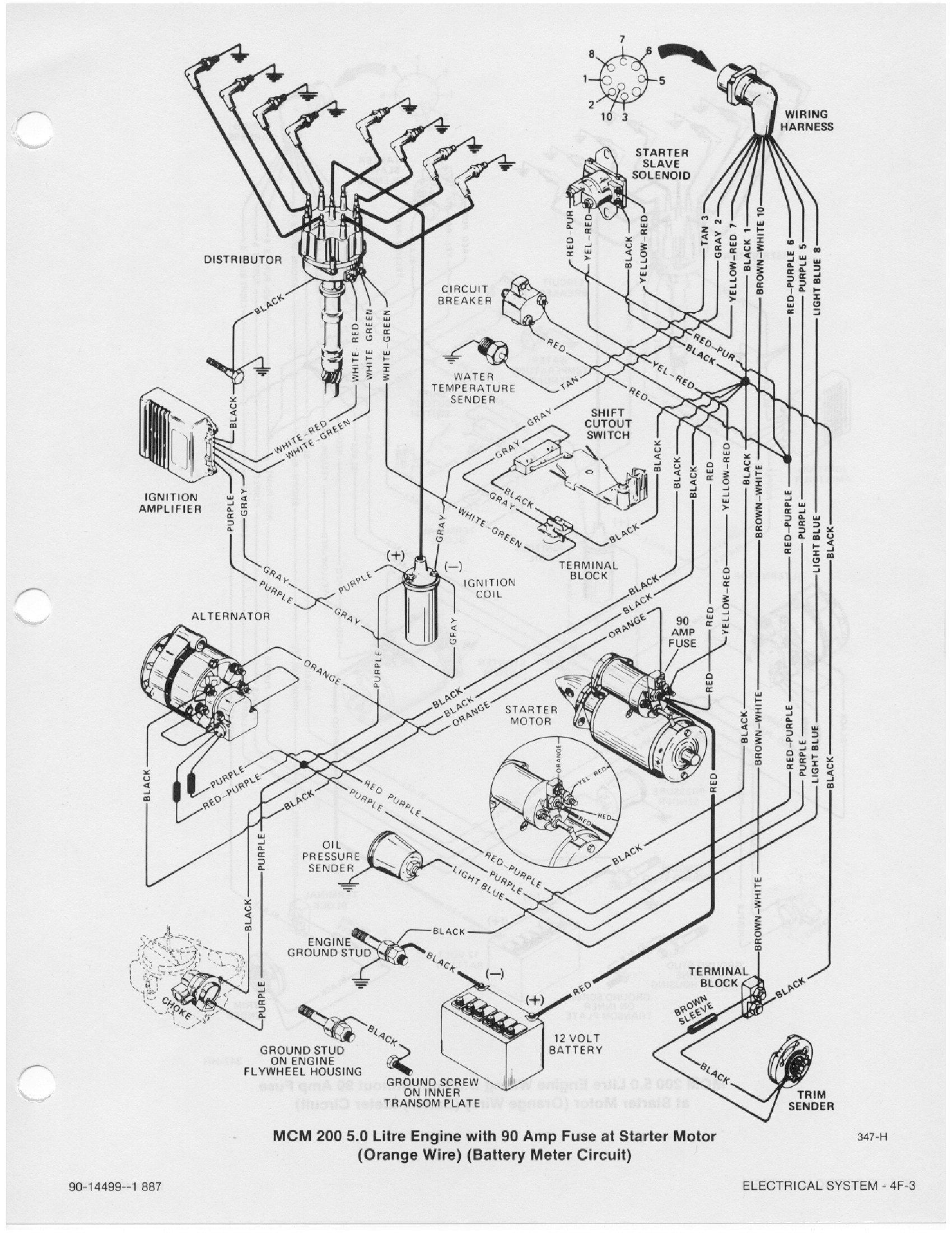 Diagram Chevy 5 7 Wiring Diagram