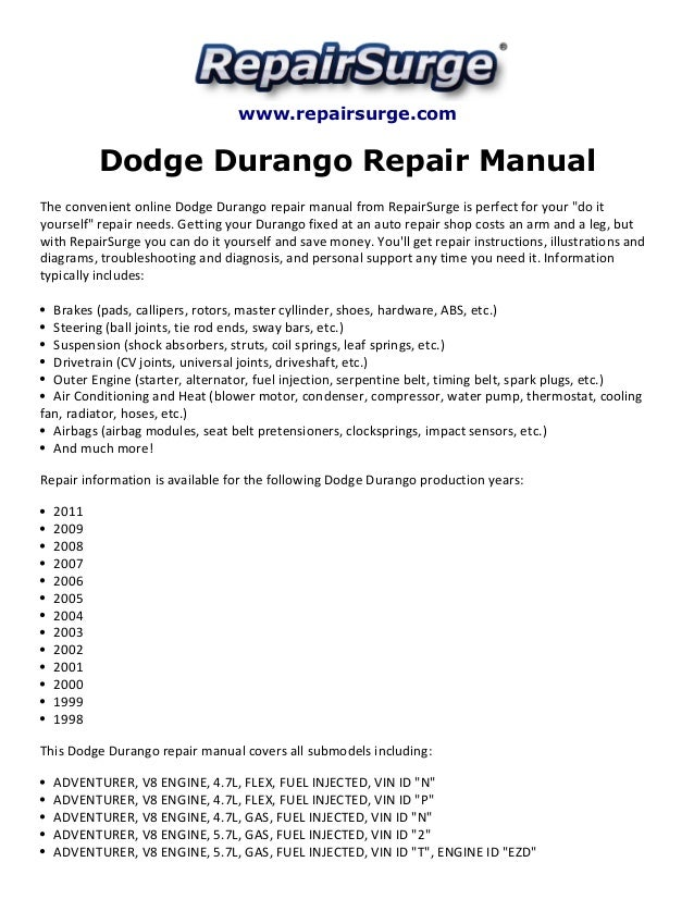 1998 5.2 Dodge Durango Wiring Diagram Free Download Gs Wiring Diagram Pdf on
