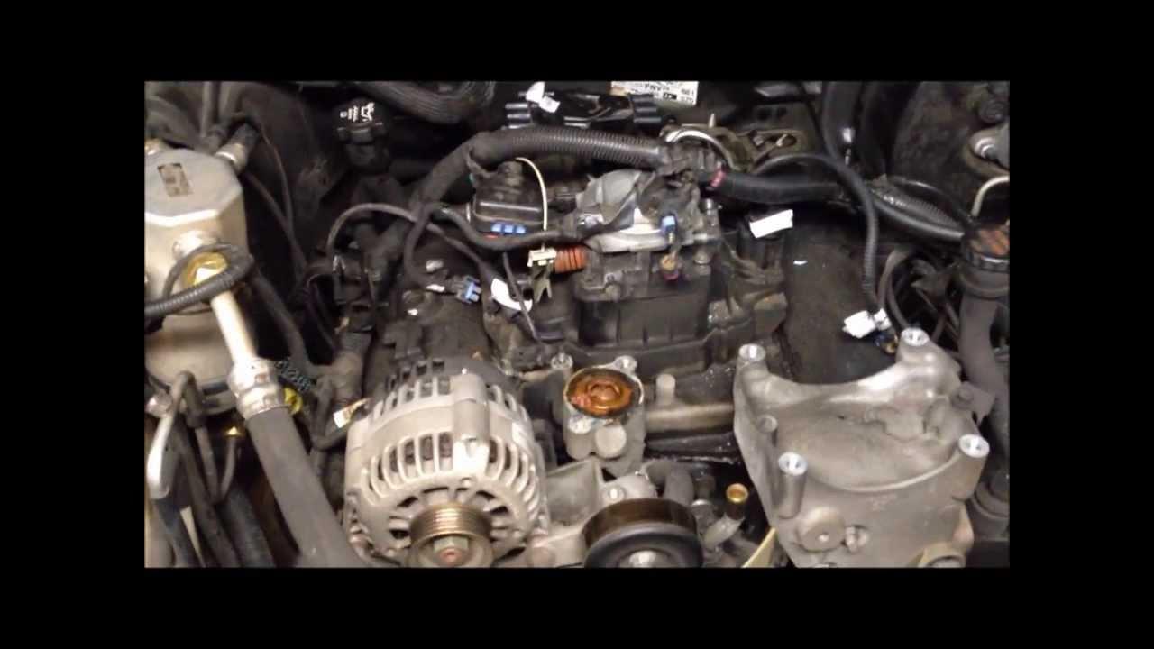 1998 Chevy Blazer 4.3l Dist.cap Wiring Diagram