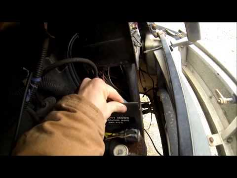 1999 Discovery Freightliner Motorhome 5.9 Engine 23 Pin ...