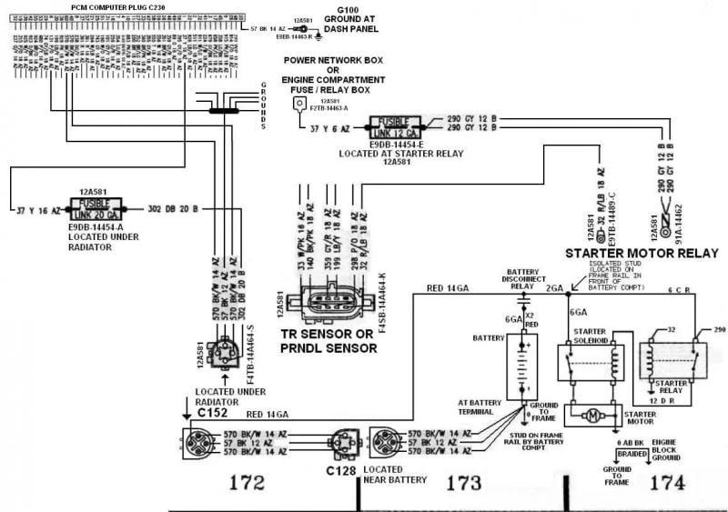1999 Discovery Freightliner Motorhome 5 9 Engine Ecm Wiring Diagram