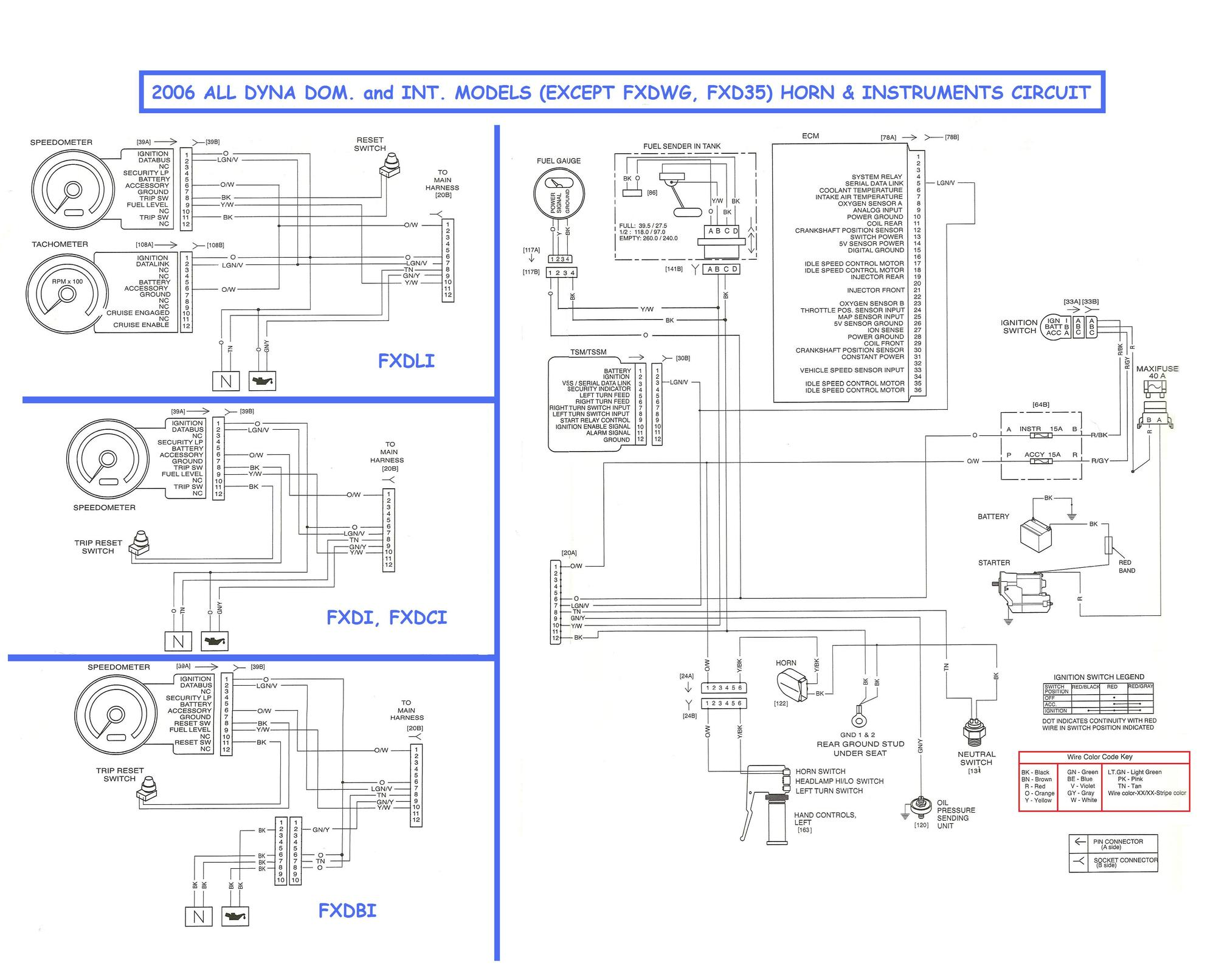 1999 Dyna Wide Glide Wiring Diagram Harley Evo Wiring Diagram Cdi on