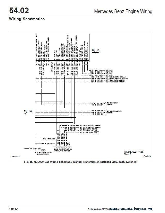 freightliner mt45 service manual