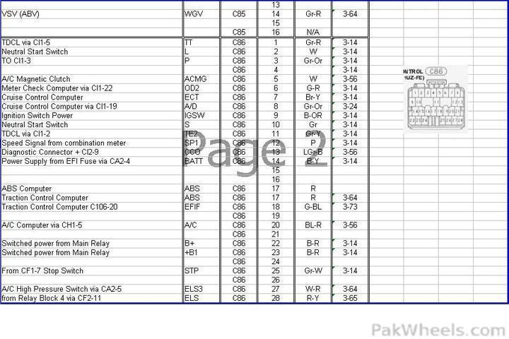 1jz Distributor Ecu Wiring Diagram Pdf
