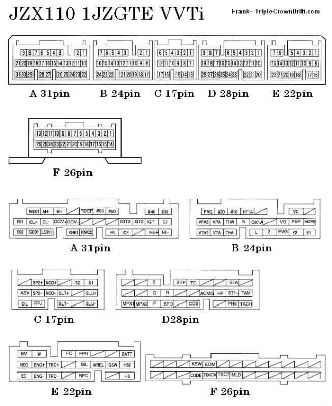 1jz Ecu Wiring Diagram Pdf
