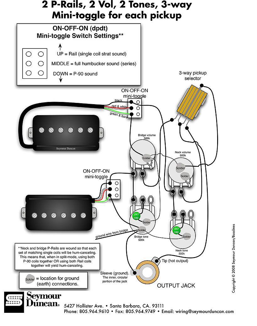 5 Way Wiring Diagram from schematron.org