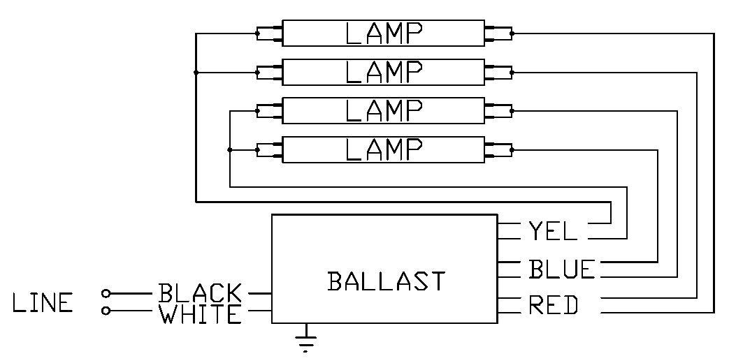 2 Lamp Triad Electronic Ballast B232i120rh-a Wiring Diagram Triad Ballast Wiring Diagram on fulham wiring diagram, triad c2642unvme ballast, intermatic wiring diagram, sunpark sl15t new diagram, triad ballast cross reference, osram wiring diagram, triad fluorescent lights, multiple fluorescent light wiring diagram, triad c2642unvbes cf electronic ballast,