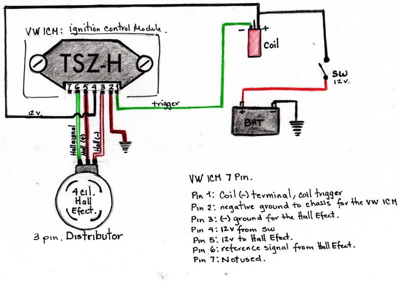 2.0 Tsi Ignition Coil Wiring Diagram Icm Wiring Diagram on