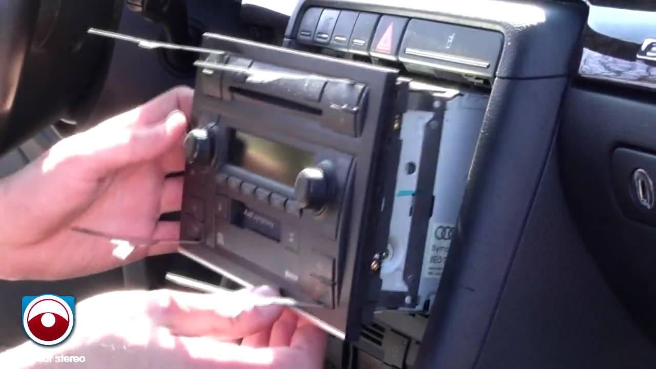 2000 Audi A4 Symphony Radio Wiring Diagram